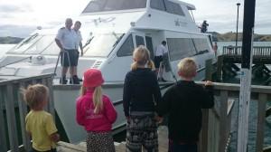Båten till Coromandel